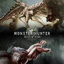Monster Hunter: World Digital Deluxe Edition - PS4 [Digital Code]