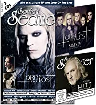 Sonic Seducer 05-14 mit Lord Of The Lost-Titelstory, inkl. exklusiver MMXIV-EP zum Album From The Flame Into The Fire von Lord Of The Lost, Bands: Joachim Witt, Deine Lakaien u.v.m.