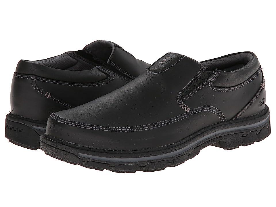 f3cb9987 UPC 888222456818 - SKECHERS Segment The Search (Black) Men's Shoes ...