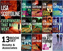 Rosato and Associates (Complete Set; including 2010 release) (Everywhere That Mary Went, Final Appeal, Running From the La...