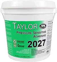 Taylor Envirotec 2027 Pressure Sensitive Adhesive (1 Gallon)