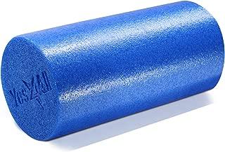 Yes4All Premium High Density PE Foam Roller: 12, 18, 24 & 36 inch (Multi Color)