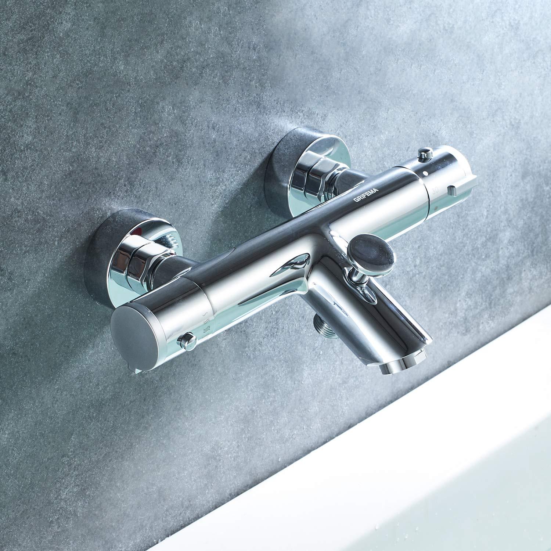 GRIFEMA Berlin - Termostato para baño y ducha, grifo de ...