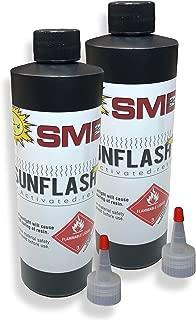 SMD SunFlash UV Activated Resin (16 oz Bottle) (2 Pack)