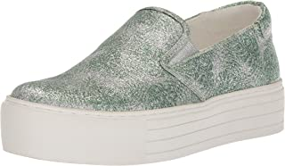 Kenneth Cole New York Women's Joanie Platform Slip On Sneaker Fashion