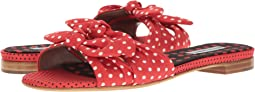 Red/Black/White Polka Dots