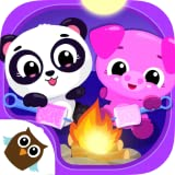 Go on a nature trip for kids & have a fun family picnic in the park! Join cute & tiny kitty Sue, puppy Bu, bunny Blu, piggy Lulu and panda Choo! Pack picnic baskets for the trip! Cook yummy picnic food & have a tea party! Don't forget to be responsib...