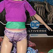 MLcnleS 30 Piece of Barbi Doll Underwear Set Random Fits 11.5 Inch 12 Inch Dolls Accessories 30 PCS