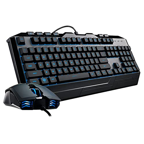 52b7b567095 Cooler Master Devastator Gaming 3 Keyboard and Mouse Combo with 7 Colour  LED Backlit Option
