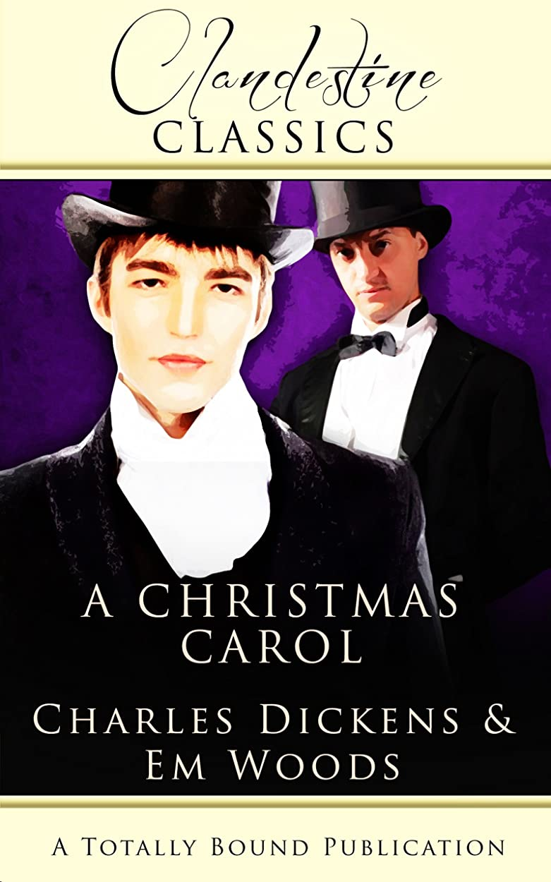 会議バック旅行代理店A Christmas Carol (Clandestine Classics) (English Edition)