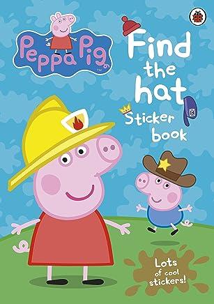 Peppa Pig - Find The Hat Sticker Book