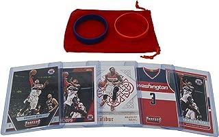 Bradley Beal Basketball Cards Assorted (5) Card Bundle - Washington Wizards Trading Cards # 3