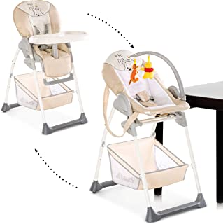 2623a20b5 Hauck Sit'n Relax - Hamaquita y trona para bebes, sistema de arnés de