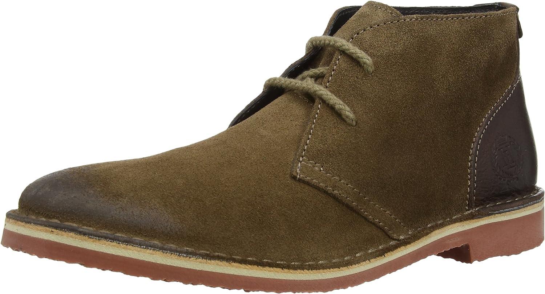 Henri Lloyd Mens Laytham Desert Boots