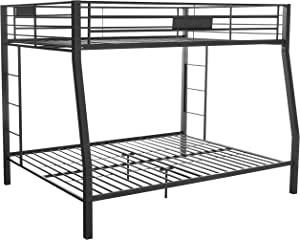 ACME Limbra Full XL/Queen Bunk Bed - 38005 - Sandy Black