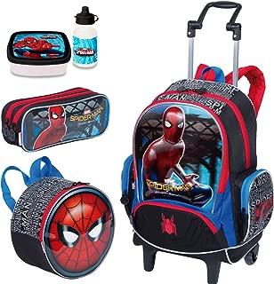 Mochila Grande 2 em 1 Spiderman - Sestini