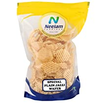 Neelam Foodland Special Plain Jalli Wafer (200G)