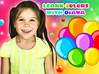 Learn Colors with Diana