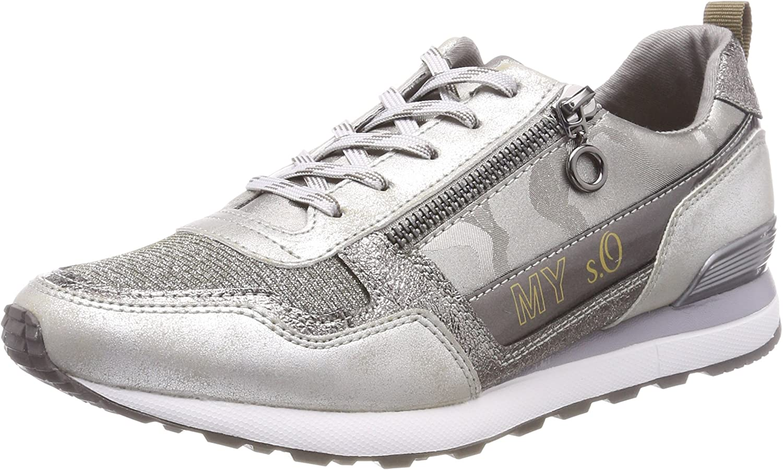 S.Oliver Women's 23642 Low-Top Sneakers
