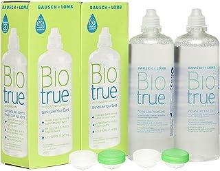 BAUSCH + LOMB - Biotrue® Solución Única - Pack 2 botellas