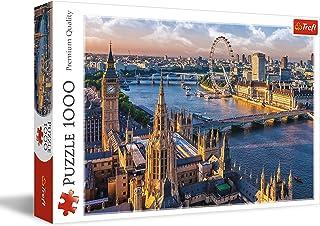 Trefl - 10404 - Puzzle - London - 1000 Pièces