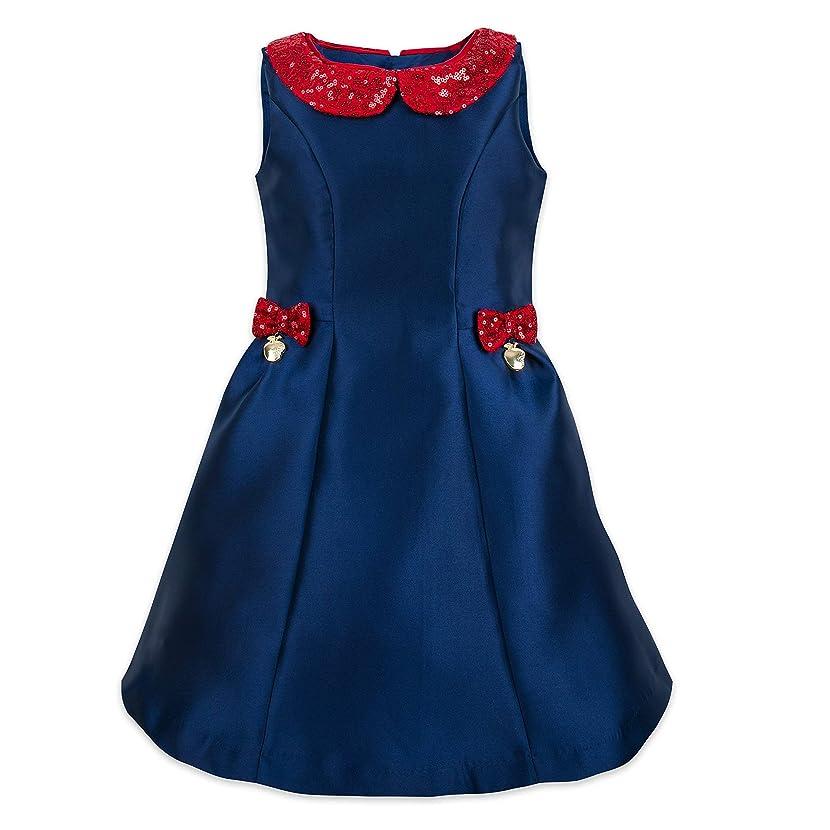 Disney Snow White Fancy Dress for Girls Blue