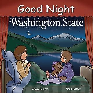 Good Night Washington State (Good Night Our World) (English Edition)