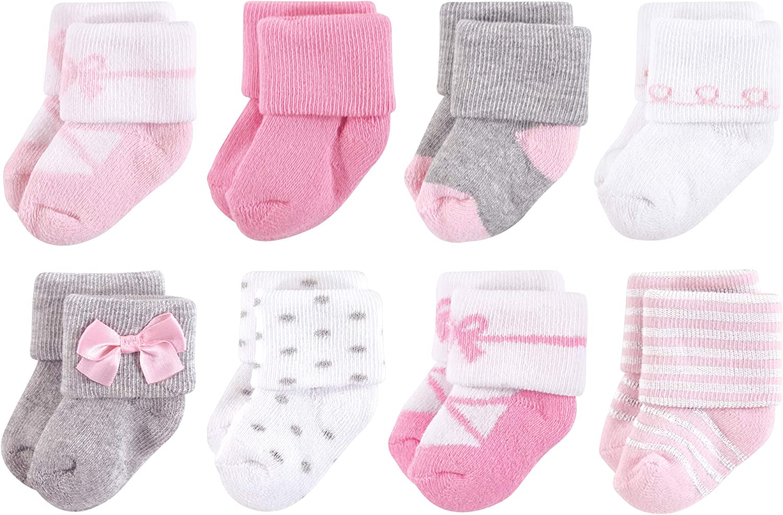 Little Treasure Unisex Baby Newborn Socks
