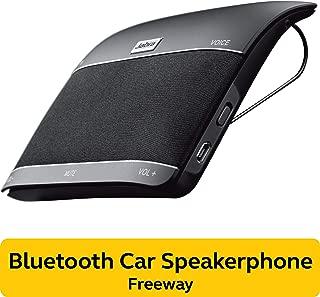 Jabra FREEWAY Bluetooth In-Car Speakerphone with FM Transmitter