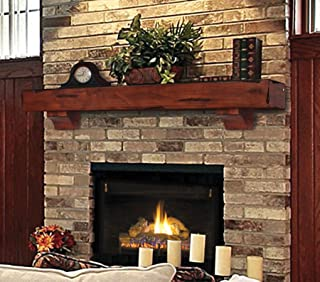 Best mantel for brick wall fireplace Reviews
