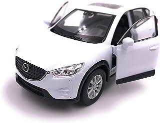 H Customs Mazda CX 5 Modellauto Auto Lizenzprodukt 1:34 1:39 Weiß