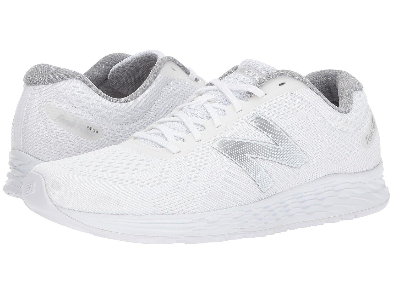 (ニューバランス) New Balance メンズランニングシューズ?スニーカー?靴 Arishi v1 White/Arctic Fox 15 (33.cm) 4E - Extra Wide