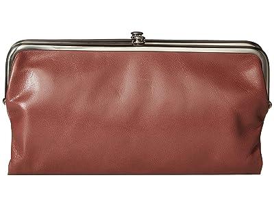 Hobo Lauren (Burnished Rose) Clutch Handbags