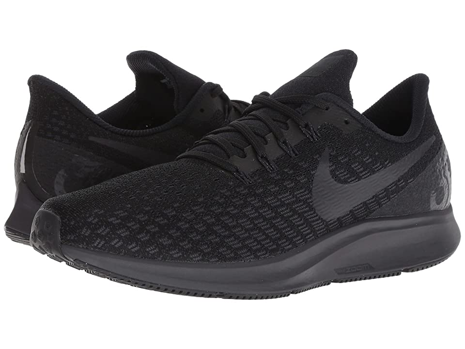 Nike Air Zoom Pegasus 35 (Black/Oil Grey/White) Men
