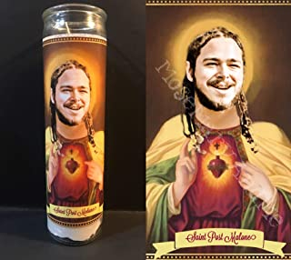 Mose Mary and Me Post Malone Devotional Prayer Saint Candle