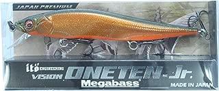 Megabass VISION ONETEN Jr. GLX tone gold