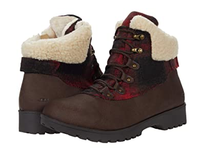 JBU Redrock (Brown/Plaid) Women