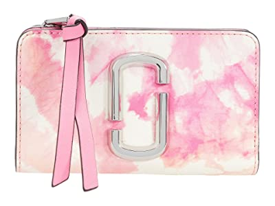 Marc Jacobs Snapshot Tie-Dye Compact Wallet