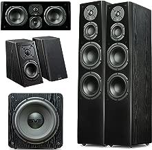 SVS Prime 5.1 Home Theater System (1 Pair Tower Speakers, 1 Pair Surround Speakers, 1 Center Speaker, 1 12