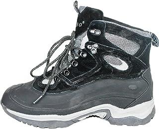 LABO Brand Men's Genuine Leather Winter Boots Size