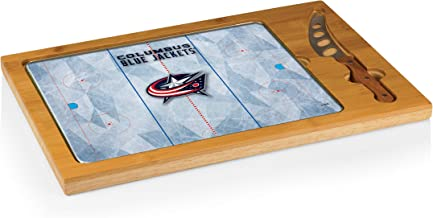 PICNIC TIME NHL Columbus Blue Jackets Icon 3-Piece Cheese Cutting Board Set