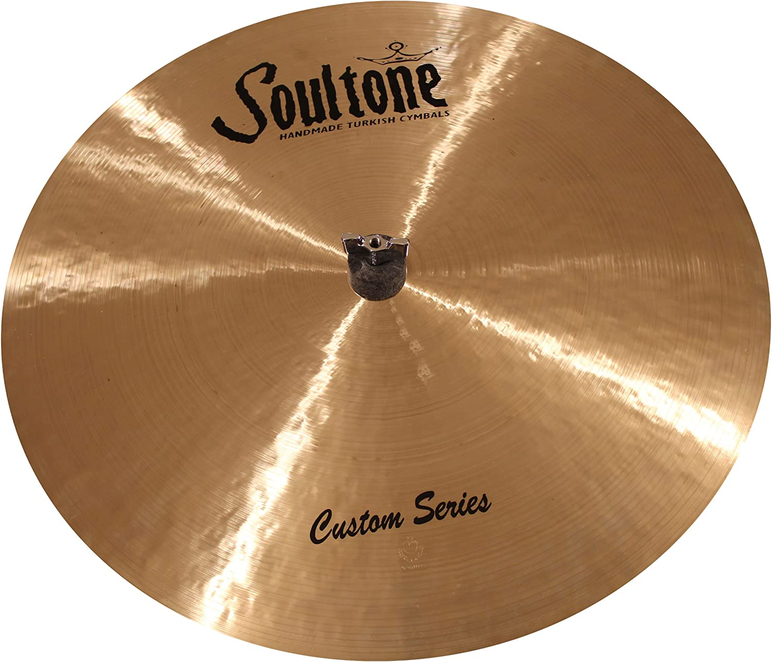 Selling and selling Soultone Cymbals CST-FLRID21-21