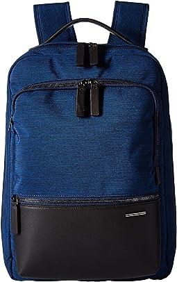 "16"" Lightweight Business Nylon - Backpack"