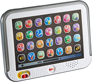 Tablet Smart Laugh and Learn de Fisher-Price Laugh, gris