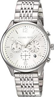 Michael Kors Chronograph Men's Dial Stainless Steel Band Watch - MK8638