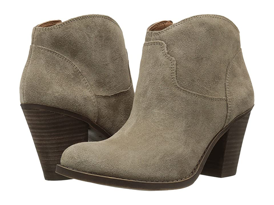 Lucky Brand Eller (Brindle Oil Suede) Women