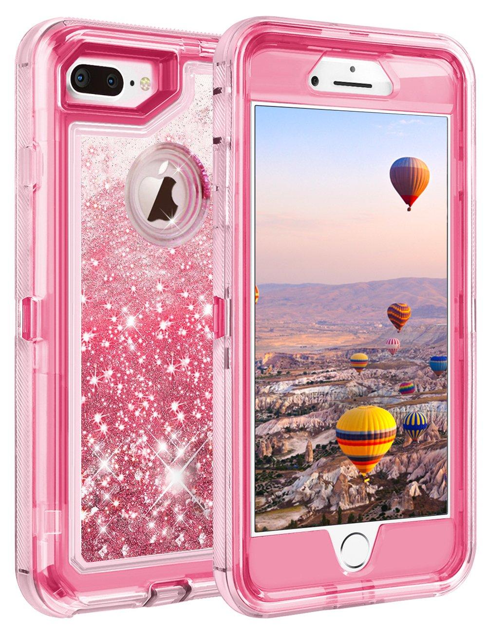 cute protective iphone 7 plus case amazon com