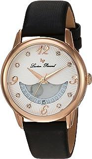 [ルシアン ピカール]Lucien Piccard 腕時計 'Bellaluna' Swiss Quartz Stainless Steel LP-40034-RG-02-BKSS レディース [並行輸入品]