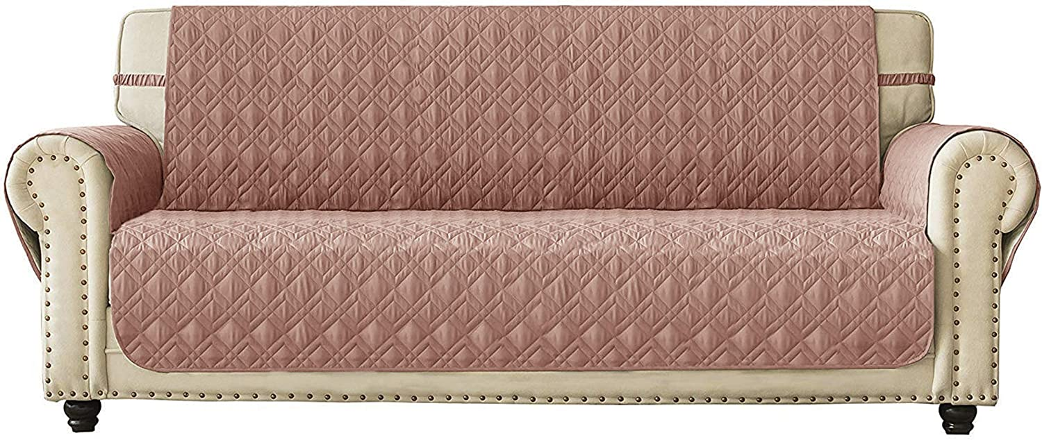Ameritex New Orleans Mall Couch Sofa Mesa Mall Slipcover 100% Fu Nonslip Waterproof Quilted