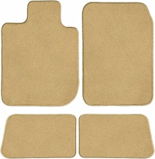 2009 GGBAILEY D60285-F1A-BGE Custom Fit Car Mats for 2008 2011 Chrysler Town /& Country Beige Driver /& Passenger Floor 2010